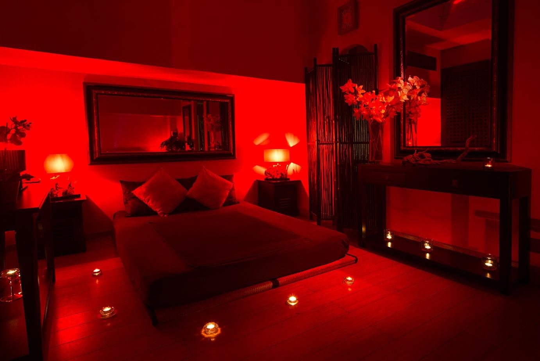 Espaces de d tente et de relaxation massage jacuzzi - Chambre d hote massage tantrique ...